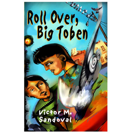 <Book cover Roll Over, Big Toben>